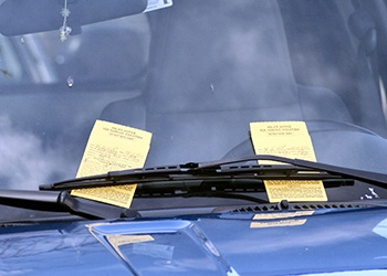 Traffic Tickets Violations - Las Vegas, Nevada.