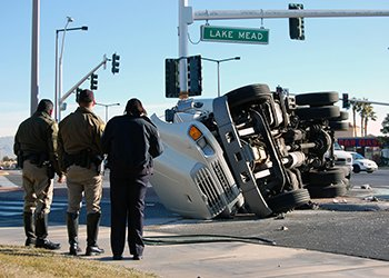Truck Accident Cases in Las Vegas, Nevada. Truck Accident Lawyer explains.